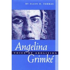 an analysis of the quote by angelina grimke and the concept of the abolition and the american coloni